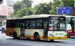 广州高峰快线18公交车路线