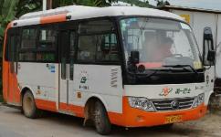 广州451路公交车路线