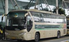 广州空港快线珠海拱北线公交车路线