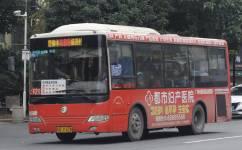 广州花89路公交车路线