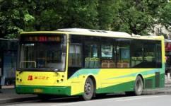 广州261路公交车路线