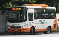 广州405路公交车路线