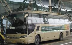 广州空港快线云浮云城线公交车路线
