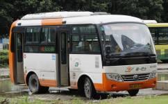广州452路公交车路线