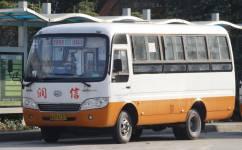 广州南58A路公交车路线