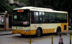 广州422路公交车路线