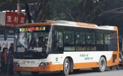 广州番190路公交车路线