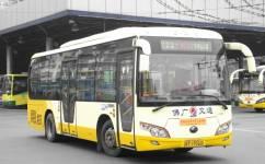 广州佛279路公交车路线