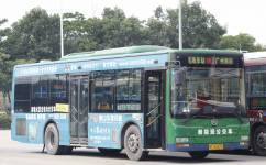广州佛南海快3路公交车路线