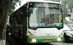 广州番高峰快线1公交车路线