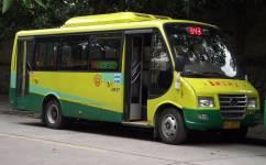 广州343路公交车路线