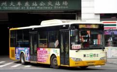 广州214路公交车路线