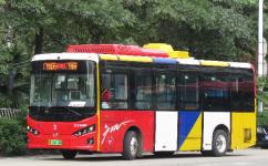 广州番微公交6A路公交车路线