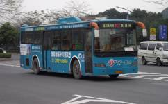 广州76A路公交车路线