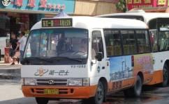 广州771路公交车路线