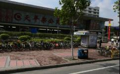 天平架(总站)公交站