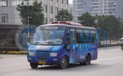 桂林61路公交车路线