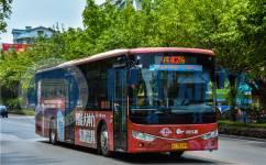 桂林K2路公交车路线