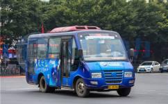 桂林208路公交车路线