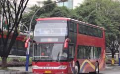 桂林100路公交车路线