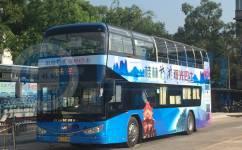 桂林桂林-阳朔旅游观光专线公交车路线