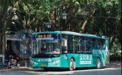 桂林5路公交车路线