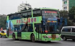 桂林11路公交车路线