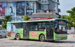 桂林10路公交车路线