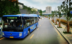 贵阳中华路摆渡专线公交车路线