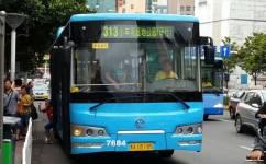 贵阳313路公交车路线