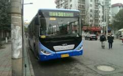 贵阳301路公交车路线