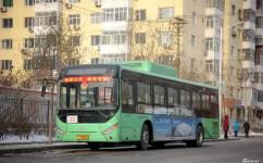 哈尔滨13路公交车路线