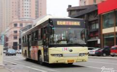 哈尔滨74路公交车路线