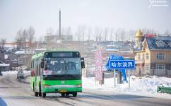 哈尔滨337路公交车路线