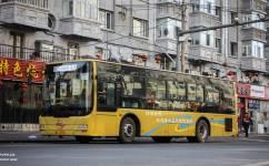 哈尔滨呼兰104路公交车路线