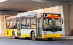 哈尔滨12路公交车路线