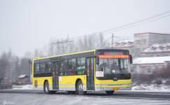 哈尔滨377路公交车路线