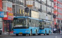 哈尔滨呼兰108路公交车路线