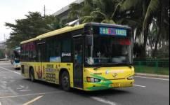 海口[K2]快2路公交车路线