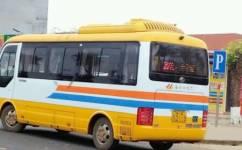 海口207路[桂林洋区域线]公交车路线