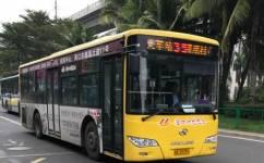 海口35路公交车路线