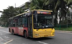 海口45路公交车路线