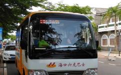 海口201路[桂林洋演丰区域短线]公交车路线