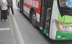 汉中801路公交车路线