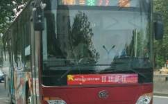 合肥22路公交车路线