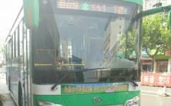 合肥351路公交车路线