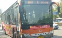 合肥8路公交车路线