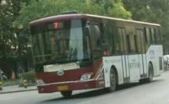 合肥7路公交车路线