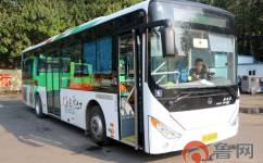 菏泽21路公交车路线