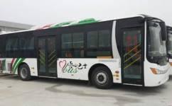 菏泽12路公交车路线